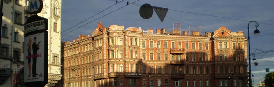 Sint-Petersburg – Metro Petrogradskaja – 2010