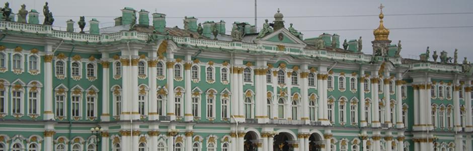 Sint-Petersburg – Hermitage – 2010