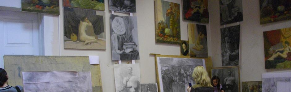 Perm – werkbespreking academie – 2010